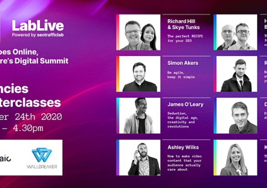 Mosaic latest news and events - LabLive - Digital Summit