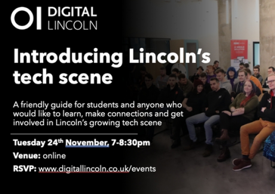 Introducing Lincoln's tech scene